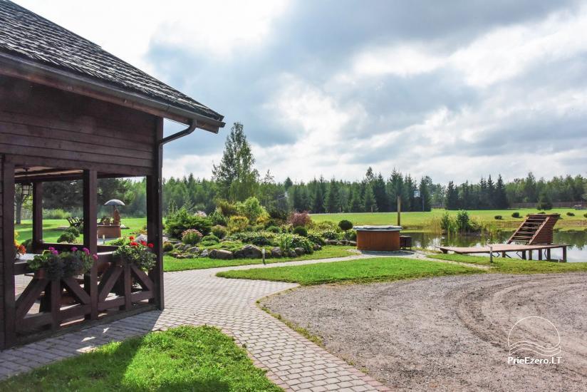 Homestead Zinenai in Radviliskis region between the cities Siauliai and Panevezys - 10