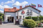 """30 € DOUBLE ROOM! Villa """"Regina"""" at the river Sventoji and the Baltic sea"""