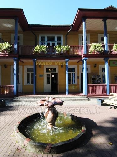 Pensjonat w Druskiennikach Parko vila - 1