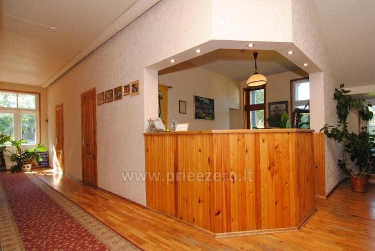 Pensjonat w Druskiennikach Parko vila - 3
