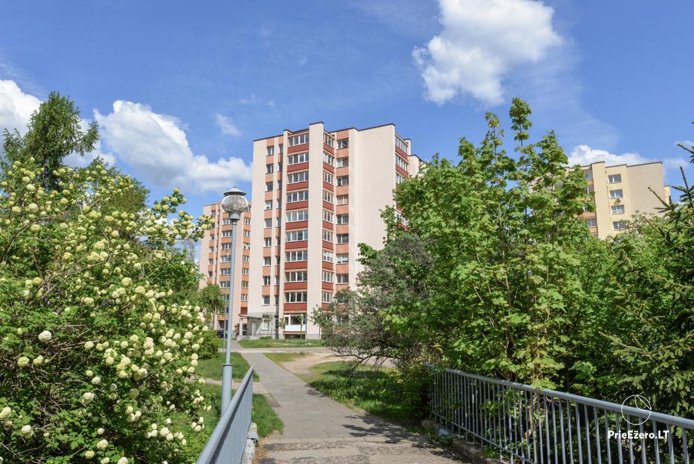 Apartments for rent in Druskininkai near the SPA Vilnius SANA - 16