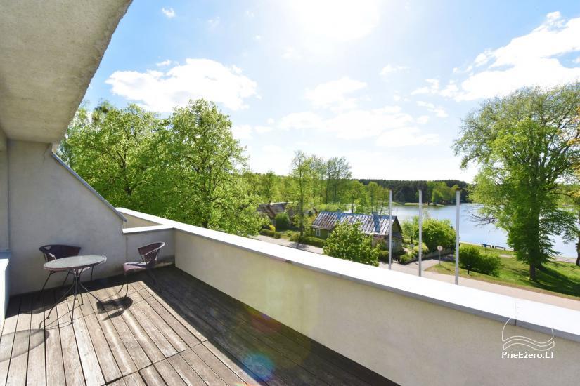 Zimmer und Appartements in Druskininkai ELTIKA 30 bis zum See Druskonis - 6