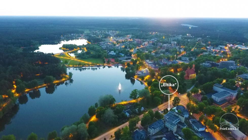 Zimmer und Appartements in Druskininkai ELTIKA 30 bis zum See Druskonis - 2