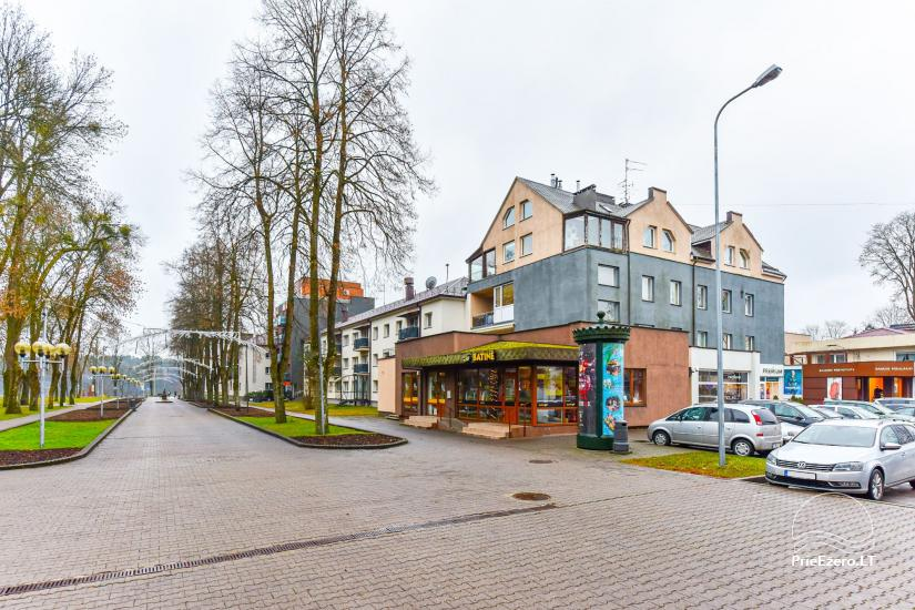 Lake View Apartment in Druskininkai center near Grand SPA Lietuva - 1