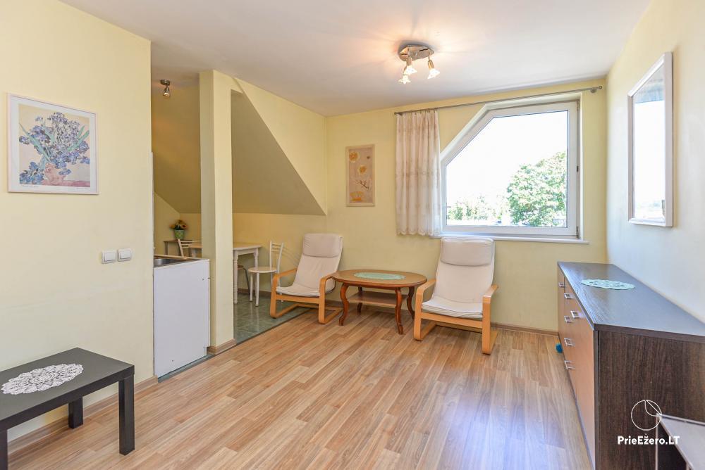 Wohnung im Zentrum von Druskininkai in der Nähe von Grand SPA, mit Blick auf den See! - 8