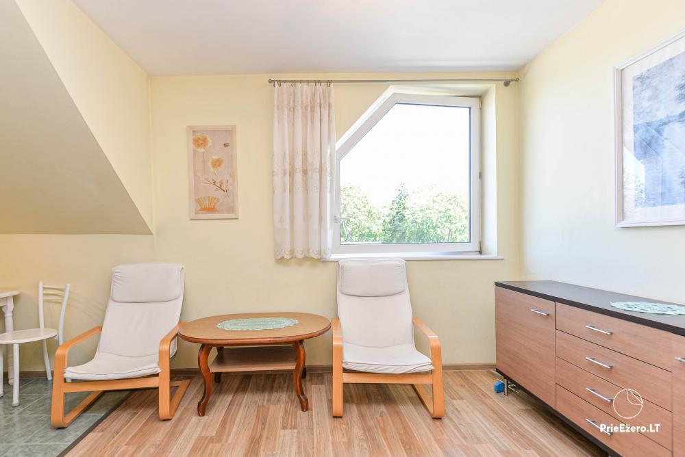 Wohnung im Zentrum von Druskininkai in der Nähe von Grand SPA, mit Blick auf den See! - 4