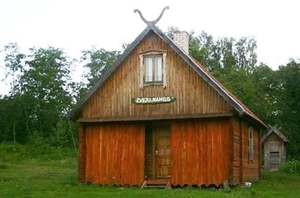 Rest in a calm, remote farmstead near the deepest lake of Lithuania Jono sodyba - 3