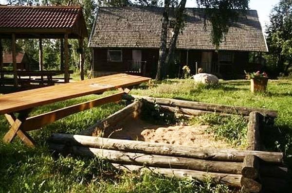 Rest in a calm, remote farmstead near the deepest lake of Lithuania Jono sodyba - 4
