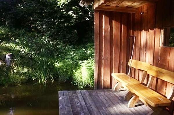 Landhaus an der tiefste See in Litauen Jono sodyba - 10