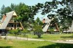 Recreation center in Moletai near the lake Bebrusai  'Rūta'