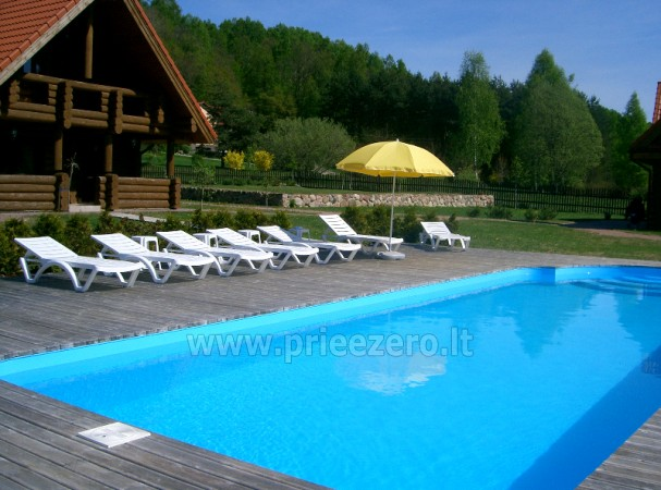 Baubliai countryside house near Klaipeda is located in a picturesque landscape reserve - 2