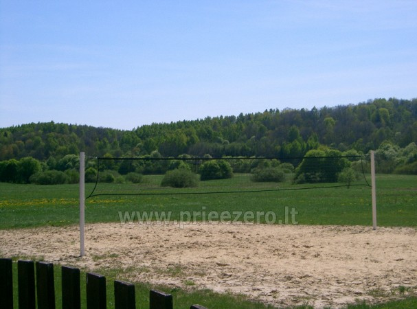 Baubliai countryside house near Klaipeda is located in a picturesque landscape reserve - 6