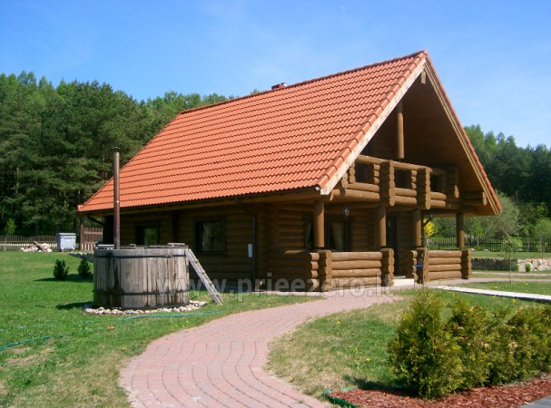 Baubliai countryside house near Klaipeda is located in a picturesque landscape reserve - 7