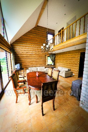 Baubliai countryside house near Klaipeda is located in a picturesque landscape reserve - 8
