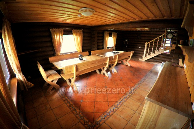 Baubliai countryside house near Klaipeda is located in a picturesque landscape reserve - 12