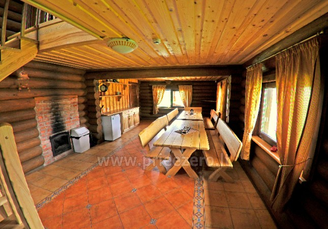 Baubliai countryside house near Klaipeda is located in a picturesque landscape reserve - 13