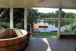 Усадьба на берегу озера для  мероприятий, семинаров,  летних лагерей 48 км от Вилнюса - 9