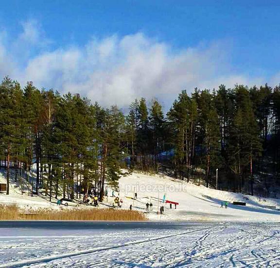 Skifahren in Ignalina