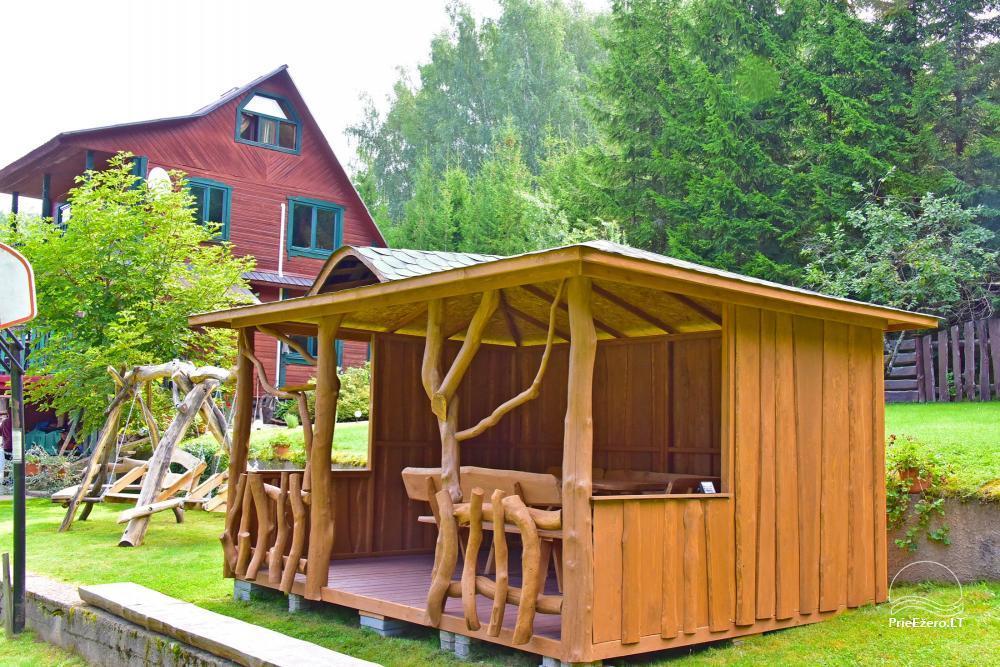 Landhaus Kleine Schweiz im Bezirk Ignalina am See - 21