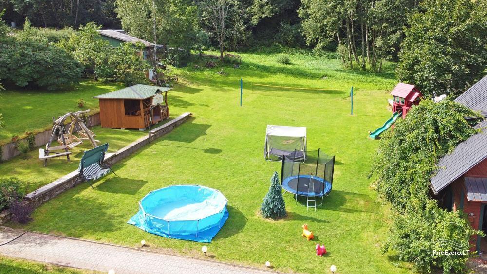 Landhaus Kleine Schweiz im Bezirk Ignalina am See - 11