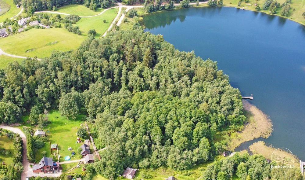 Landhaus Kleine Schweiz im Bezirk Ignalina am See - 28