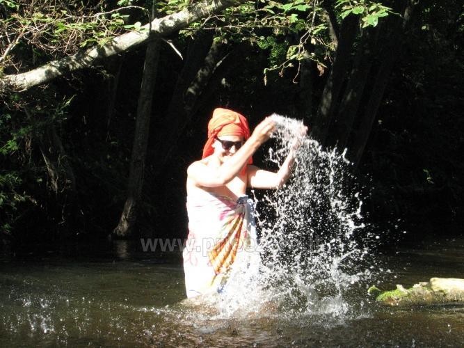 Сельский туризм на берегу реки - 8