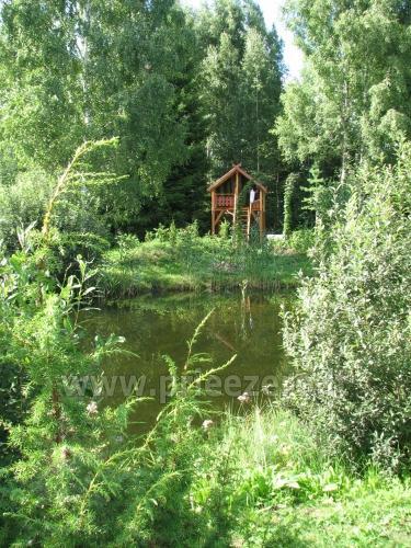 Сельский туризм на берегу реки - 11