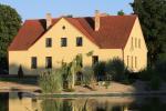 Сельский туризм Дом у озера AKMENIU DVARAS
