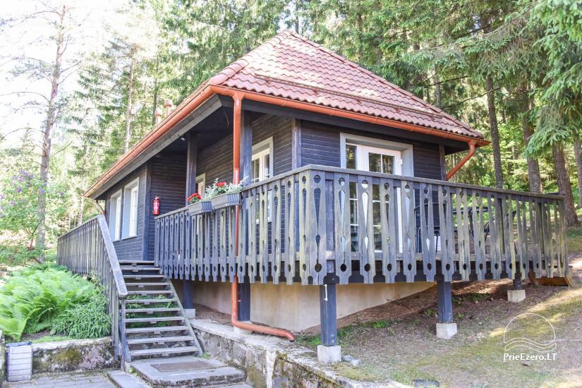 "Double holiday cottage ""Capricorn 1"""
