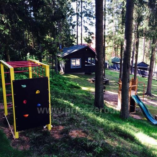 Holiday cottages, apartment, bathhouse near the lake Plateliai Saules slenis - 53