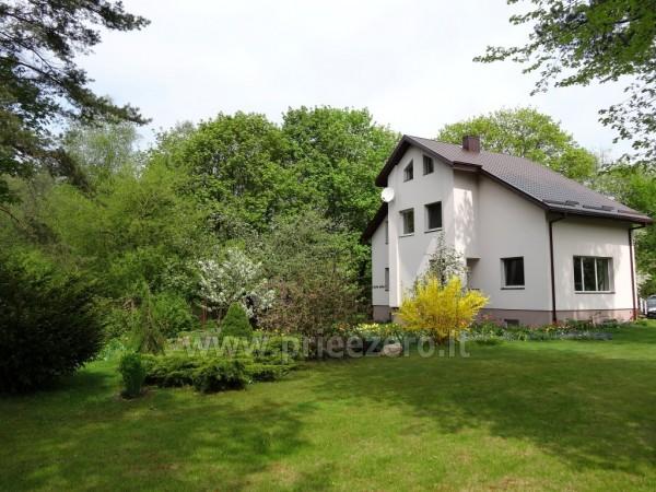 Guest House auf einem Fluss-Seite Ratnyčėlė - 3
