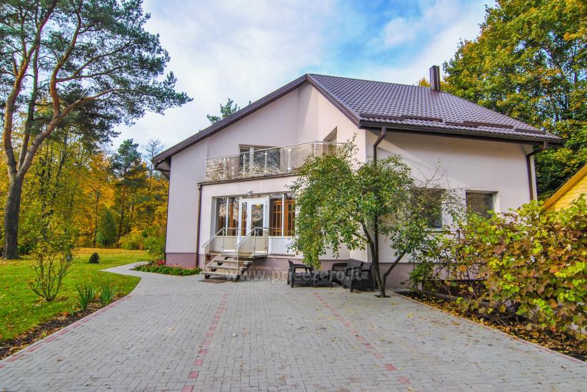Guest House on a river-side Ratnyčėlė - 1