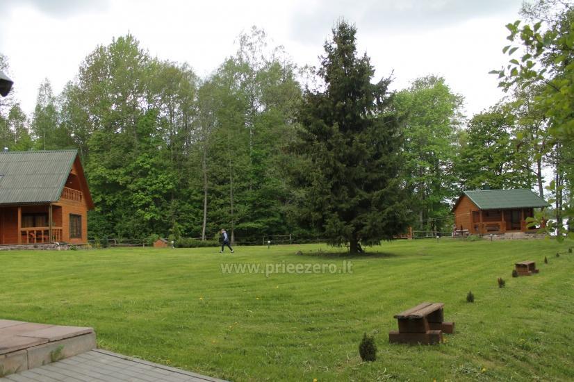 Dom w pobliżu jeziora Sungardas - 1