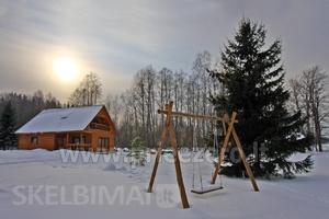 Dom w pobliżu jeziora Sungardas - 4