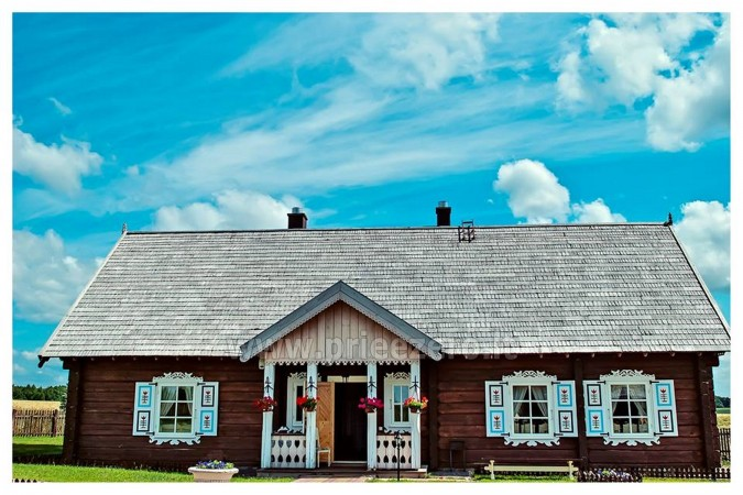 Countryside homestead in Klaipeda region Gribze - 3