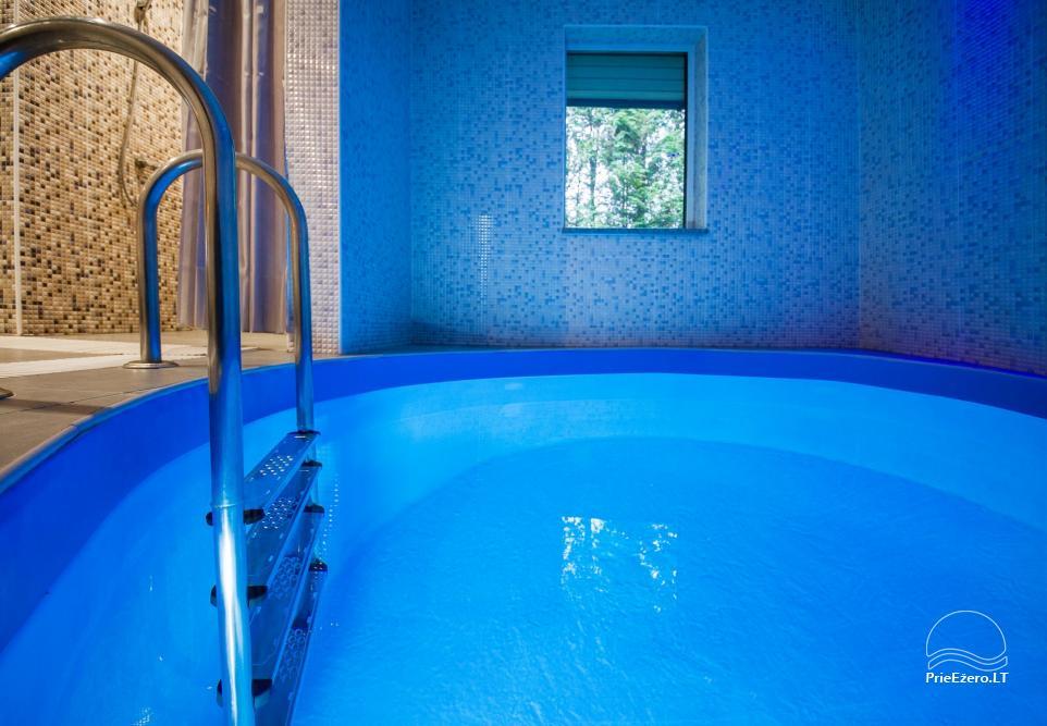 Countryside Farmstead with Sauna, swimming-pool, banquet hall - 27