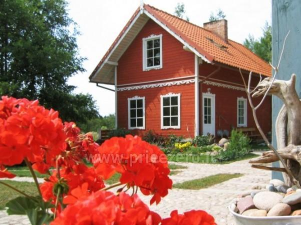 Vacation in a homestead-guest house in Palanga PROVINCIJA - 16