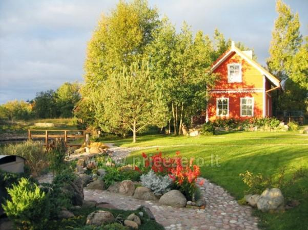 Vacation in a homestead-guest house in Palanga PROVINCIJA - 20
