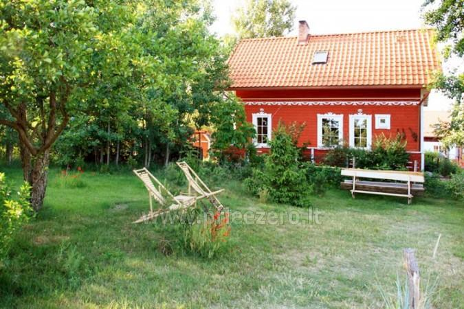 Vacation in a homestead-guest house in Palanga PROVINCIJA - 21