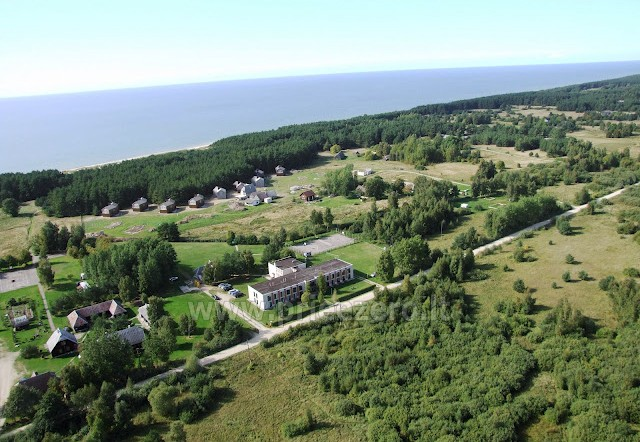"Holiday House "" Aulaukio Baltija"" in Pape, close to the sea and the lake Pape - 2"