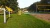 Sports fields and children playground nearby