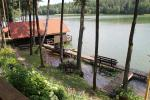Vacation  by the lake Aviris, in the private sector