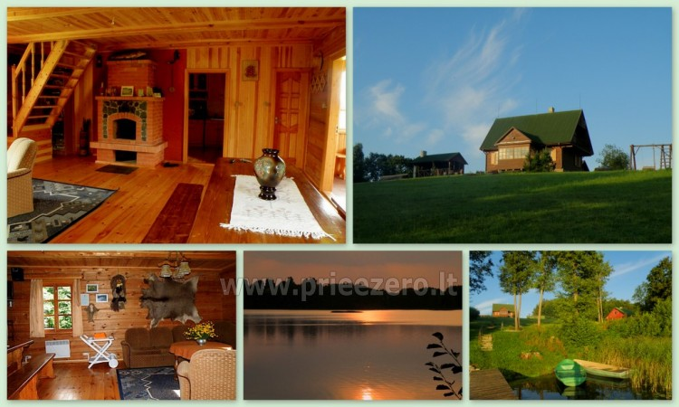 Homestead in Lithuania in Ignalina region at the lake - 6