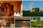 Landhaus in Ignalina Region am See - 6