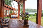 "Holiday cottages and villas in Druskininkai, homestead ""Latkrantė"""