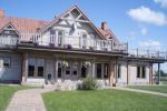 Guest House and Camping at the river in Ventspils region Ventaskrasti
