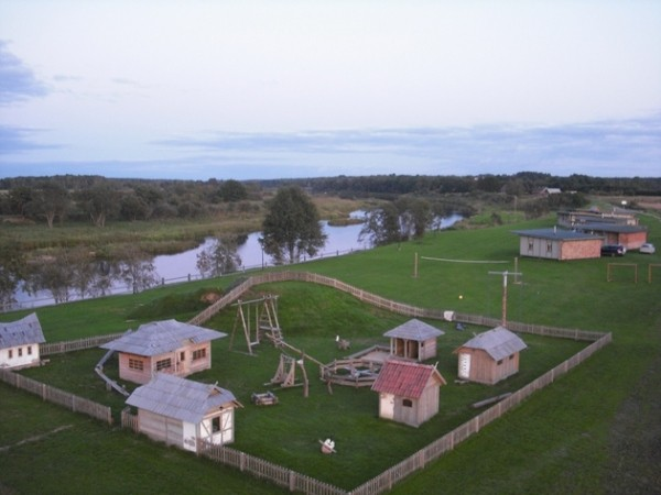 Guest House and Camping at the river in Ventspils region Ventaskrasti - 5