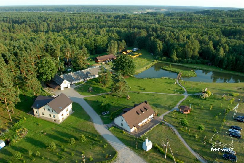 Gehöft im Bezirk Jonava, 25 km von Kaunas - 2