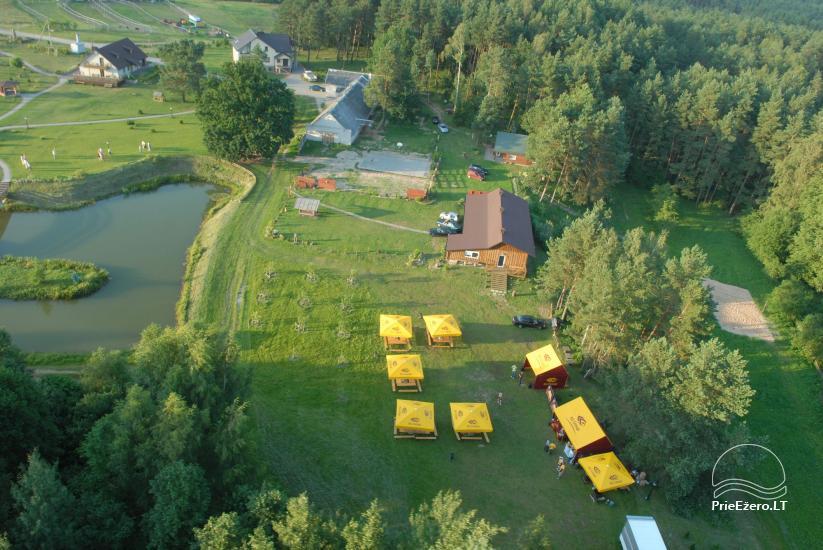 Gehöft im Bezirk Jonava, 25 km von Kaunas - 3