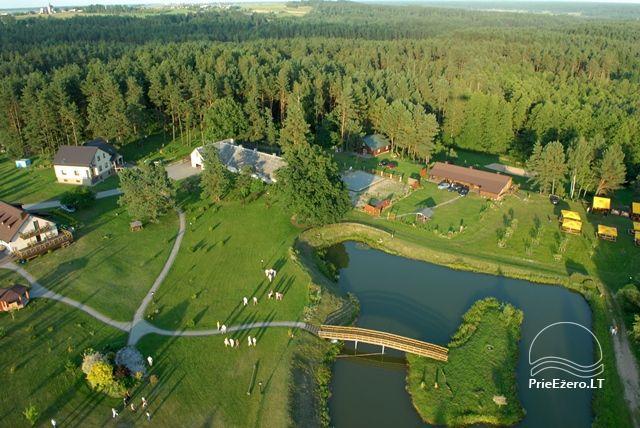 Gehöft im Bezirk Jonava, 25 km von Kaunas - 5